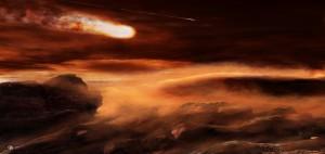 Метеориты-падают-на-Землю-горячими