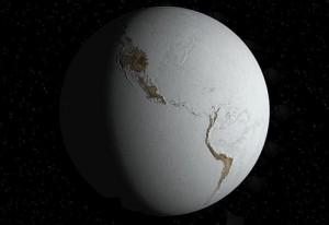 Ледниковый период на Земле