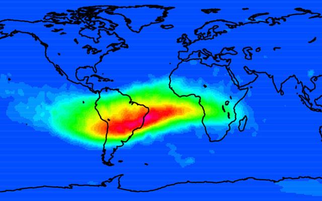 Южно-атлантическая магнитная аномалия