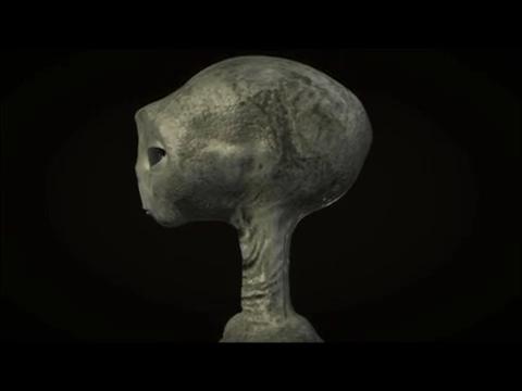 Гуманоидная рептилия